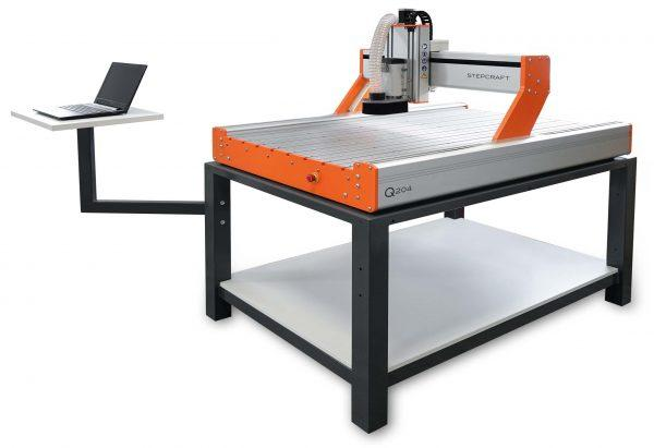 Stepcraft CNC routers 2 StepCraft CNC Systems- CNCshop.gr Stepcraft Greece