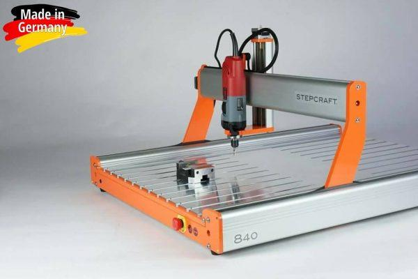 Stepcraft CNC routers 3 StepCraft CNC Systems- CNCshop.gr Stepcraft Greece